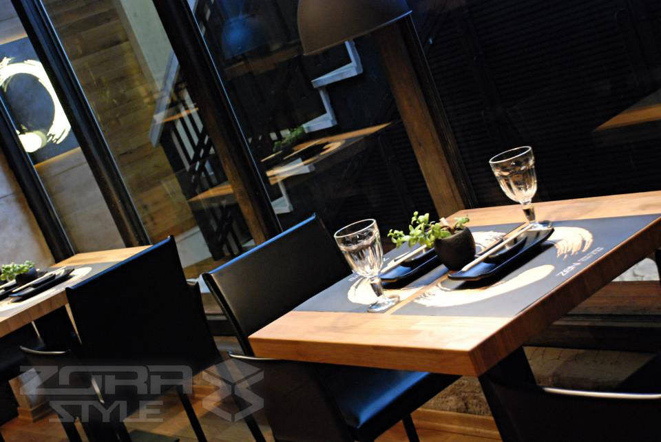 Interior Design Project Furniture Styles ~ Restaurant furniture and interior design based on